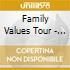 FAMILY VALUES TOUR - KORN, RAMMSTEIN, ICE CUBE, LIMP BIZKIT, ORGY