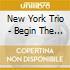 New York Trio - Begin The Beguine [lp]