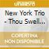 New York Trio - Thou Swell [lp]