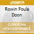 ROWIN FOULA DOON
