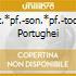CONC.*PF.-SON.*PF.-TOCCATA PORTUGHEI