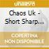 Chaos Uk - Short Sharp Shock