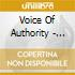 Voice Of Authority - Very Big In America Righ