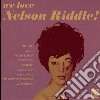 Riddle, Nelson - We Love Nelson Riddle