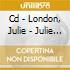 CD - LONDON, JULIE - JULIE IS HER NAME