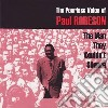 Robeson, Paul - Man They Couldn't Silence