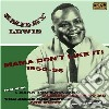 Smiley Lewis - Mama Don't Like It! 1950-56