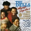 CD - DELLS - ALWAYS TOGETHER ~ GREATCHESS BALLADS