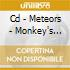 CD - METEORS - MONKEY'S BREATH