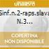 SINF.N.2-RAPS.SLAVA N.3 JARVI(O)-SCO