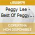 Peggy Lee - Best Of Peggy Lee