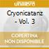 Cryonicatanz - Vol. 3