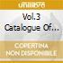 VOL.3 CATALOGUE OF DESIRES