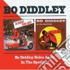 Bo Diddley - Bo Diddley Rides Again / In The Spotlight