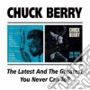 Chuck Berry - The Latest And The Greatest