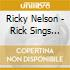 Ricky Nelson - Rick Sings Nelson / Rudy The Fifth