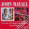 John Mayall - New Year, New Band, New Company (2 Cd)