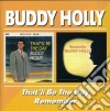 Buddy Holly - That'll Be The Day / Remember