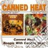 Canned Heat - Canned Heat/boogie With Canned Heat