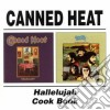 Canned Heat - Hallelujah/cook Book