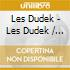 Les Dudek - Les Dudek / Say No More (2 Cd)