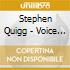 Stephen Quigg - Voice Of My Island