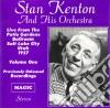 Kenton, Stan & His Orchestra - Live Patio Gardens Ballroom Vol 1