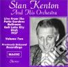 Kenton, Stan & His Orchestra - Live Patio Gardens Ballroom Vol 2