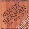 Herman, Woody & His Orchestra - 1954 And 1959