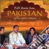 FOLK MUSIC FROM PAKISTAN
