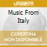 TRADITIONAL MUSIC FROM ITALY