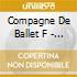 Compagne De Ballet F - Afro-caribbean Rhythms From Ha