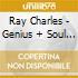 Ray Charles - Genius + Soul = Jazz.Live