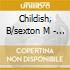 Childish, B/sexton M - Cheeky Cheese