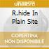 R.HIDE IN PLAIN SITE