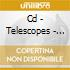 CD - TELESCOPES - HUNGRY AUDIO TAPES