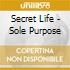 Secret Life - Sole Purpose