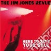 Jim Jones Revue - Here To Save Your Soul