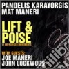 Pandelis Karayorgis / Mat Maneri - Lift & Poise - 12 Improvised Movements