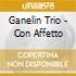 Ganelin Trio - Con Affetto
