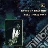 Anthony Braxton - Solo Pisa 1982