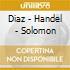 SOLOMON HWV 67 (1749)