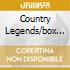 COUNTRY LEGENDS/BOX 6CD