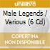 Musicbank Ltd - Male Legends 6Cd