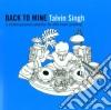 Talvin Singh - Back To Mine - Talvin Singh