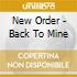 New Order - Back To Mine