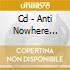 CD - ANTI NOWHERE LEAGUE - KINGS & QUEENS
