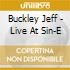 Buckley Jeff - Live At Sin-E