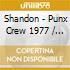 Shandon - Punx Crew 1977 / 2003