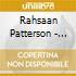 Rahsaan Patterson - Wines & Spirits